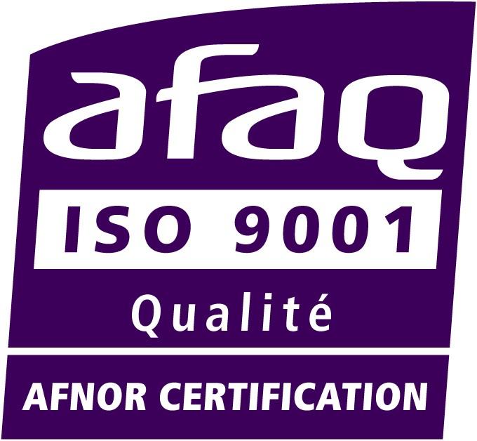 Entreprise certifiée Afnor ISO 9001 à Thuir | Migué France